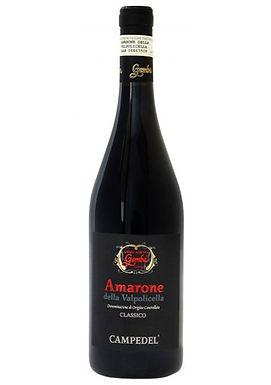 Amarone della Valpolicella Classico DOP Campedel - Gamba