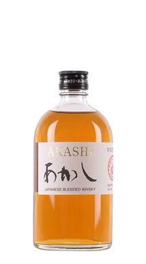 White Oak AKASHI RED Blended Whisky 40,00% 0,50 Liter