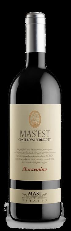 Marzemino Trentino DOC MAS'EST - Conti Bossi Fedrigotti