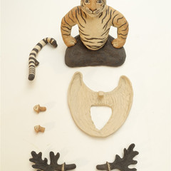 Tigre multimorphe