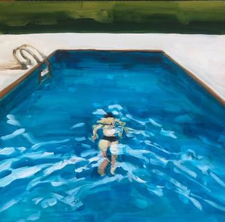Solo Swimmer