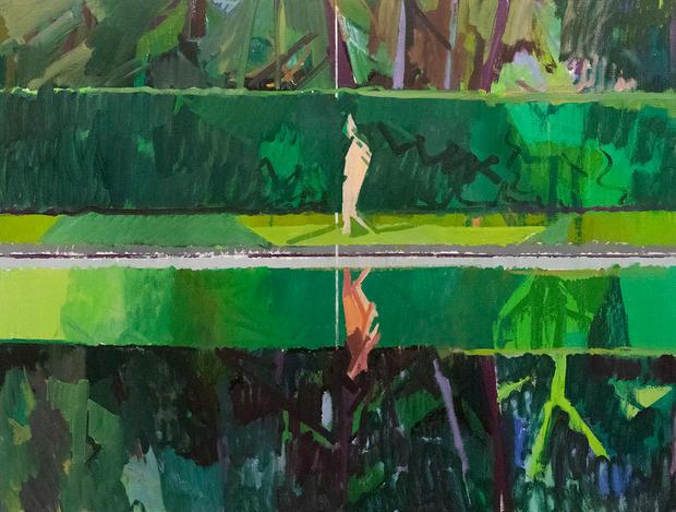 Reflecting Pond, Persephone II