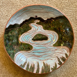 Tidal Canal Bowl