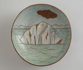 Iceberg plate