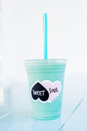 blue bahamian smoothie