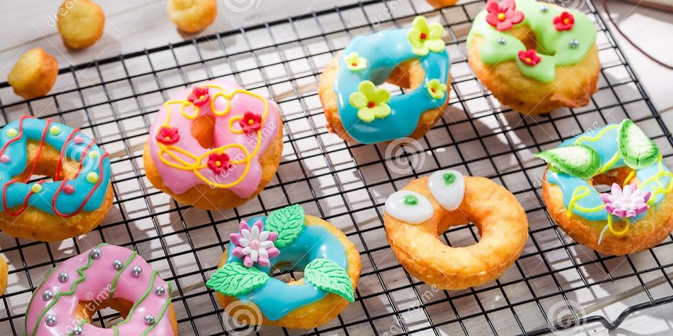 Donut and Acro School Holiday Program