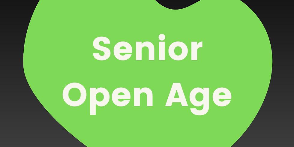 Senior / Open Age Online Classes 2.0