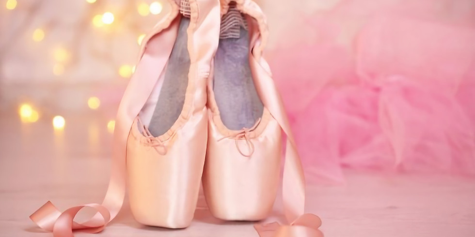 Pointe Shoe Decorating Class