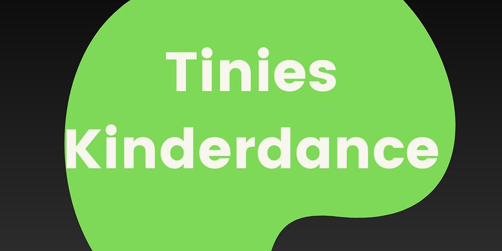 Tinies & Kinderdance Online Class