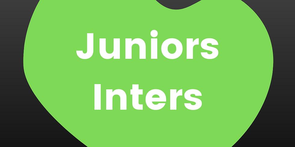 Junior & Inter Online Classes