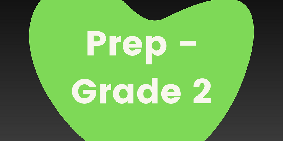 Prep-Grade 2 Online Classes