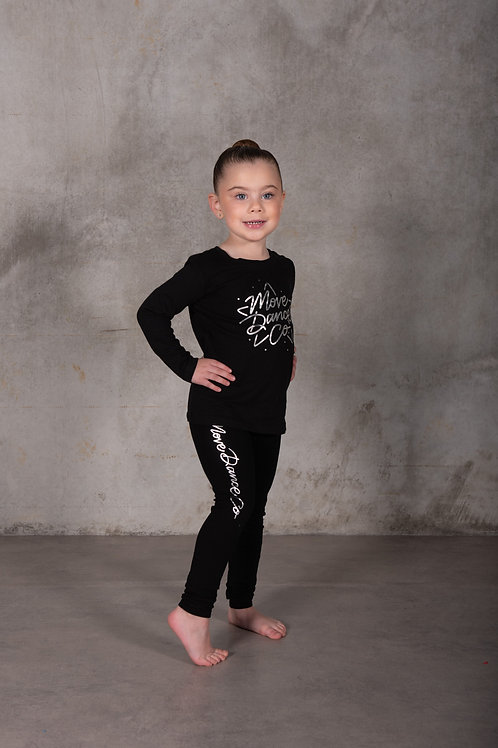 Kids Long Sleeve Top