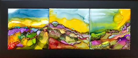 Chasan_SunnyLandscape3_Alcohol_Ink_Tile_