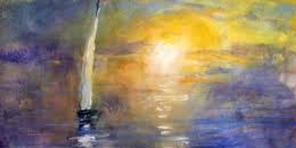 Weekly Painting Night - Sunset