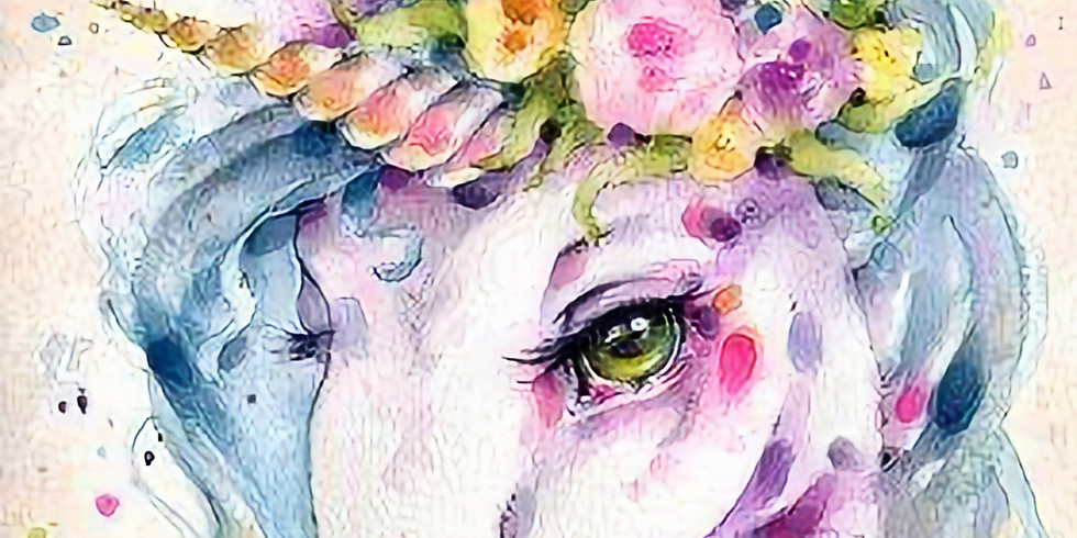 Weekly Painting Night - Unicorn