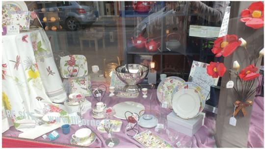 """Bon d'achat 57.5€ - """"La Licorne"""" - Cadeaux-Décoration"""