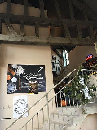 """Bon d'achat 57.5€ - """"Gourmandises Médiévales"""" - Biscuiterie"""