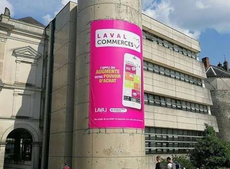 Laval voit les choses en très grand pour son commerce
