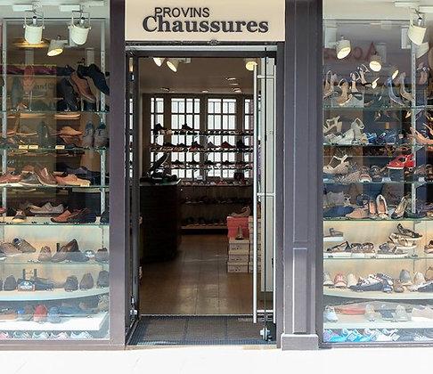 """Bon d'achat 57.5€ - """"Provins chaussures"""" - Chausseur"""