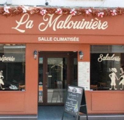 """Bon d'achat 57.5€ - """"Crêperie LA Malouiniere """" - Crêperie"""