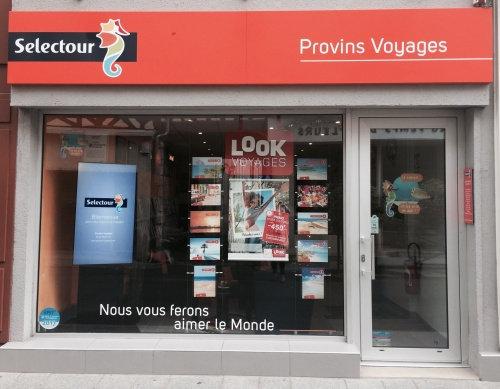 """Bon d'achat 57.5€ - """"Selectour Provins voyage"""" - Agence de voyage"""
