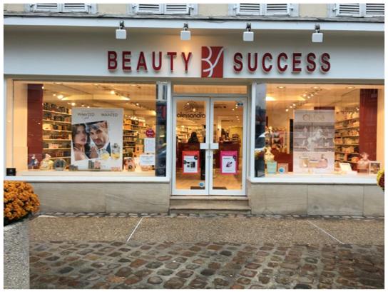 """Bon d'achat 57.5€ - """"Beauty Success"""" - Parfumerie"""