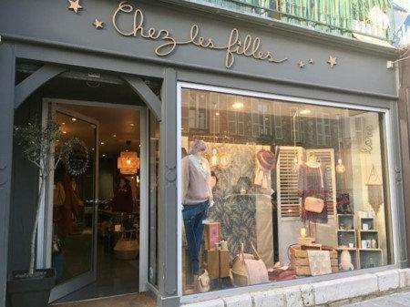 """Bon d'achat 57.5€ - """"Chez les filles"""" - Prêt à porter"""