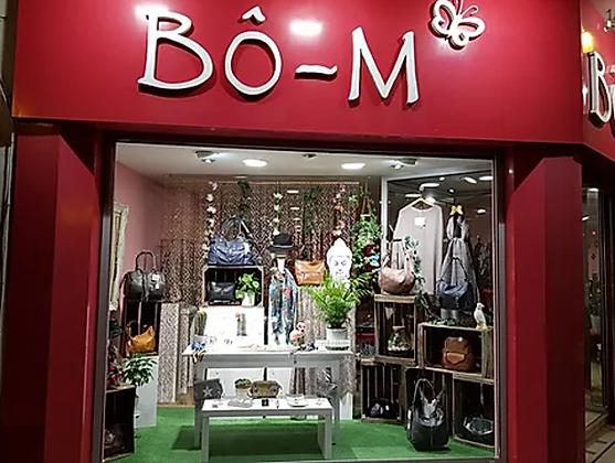"""Bon d'achat 57.5€ - """"BÖ-M"""" - Bijouterie"""