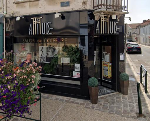 """Bon d'achat 57.5€ - """"Attitude Coiffure"""" - Coiffeur"""