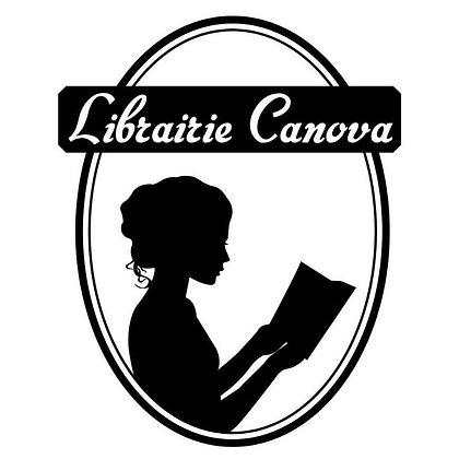 """Bon d'achat 57.5€- """"Librairie Canova"""" - Librairie"""