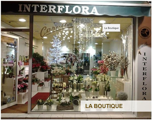 "Bon d'achat 57.5€ - ""Corolle Fleurs"" - Fleuriste"