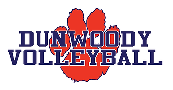 DUNWOODY-VOLLEYBALL-PAW-LOGO-BLUE-RED-ON