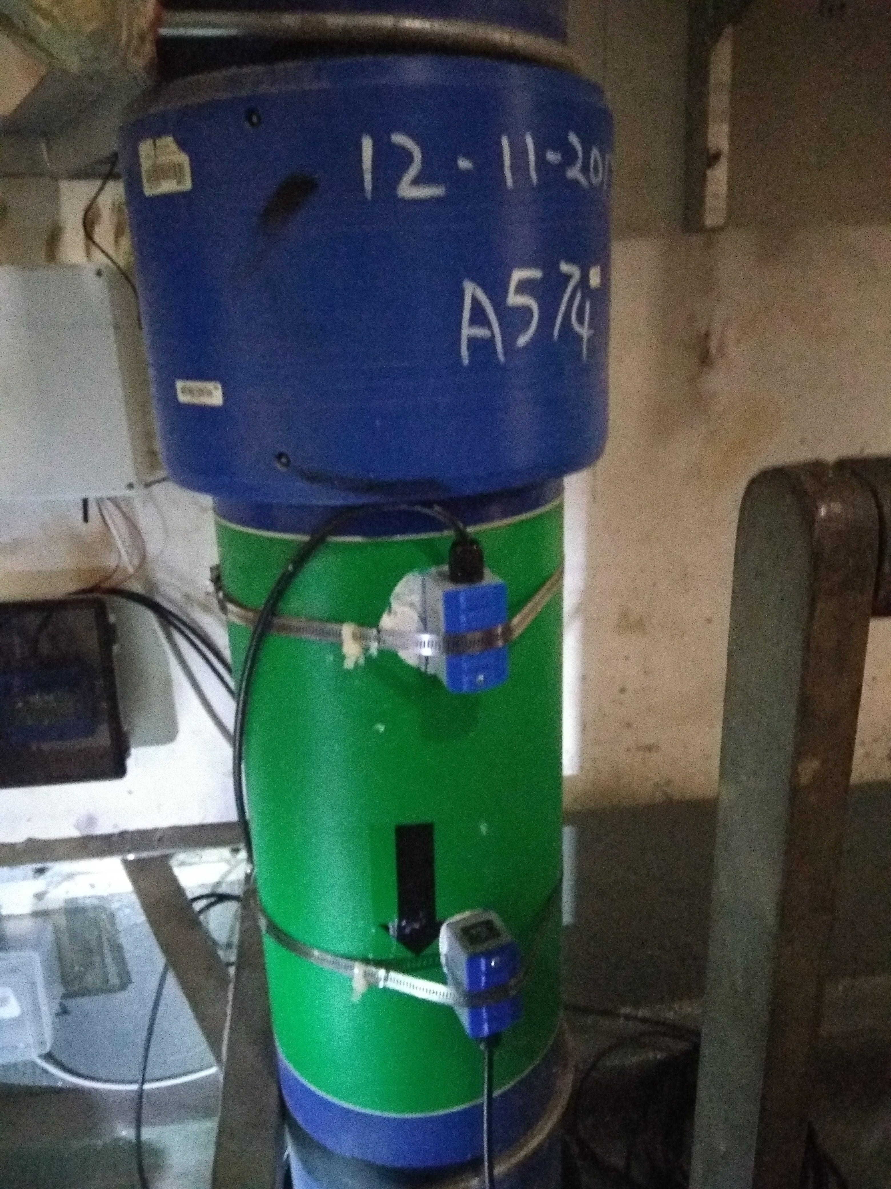 Water Flow Measurement