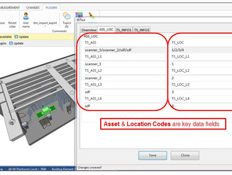 Provision of Asset Registration in BIM at the Hong Kong Int'l Airport