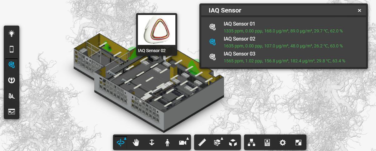 IoT + Autodesk Forge