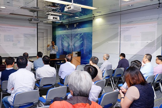 IoT Seminar at HKGov EMSD