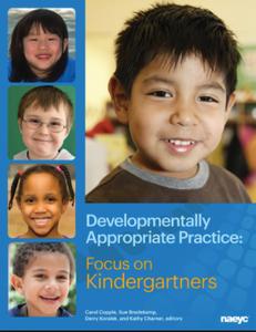 DAP Focus on Kindergartners