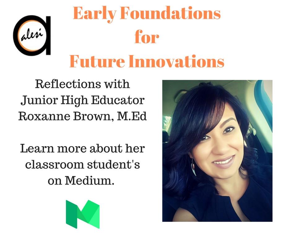 Roxanne Brown, M.ED