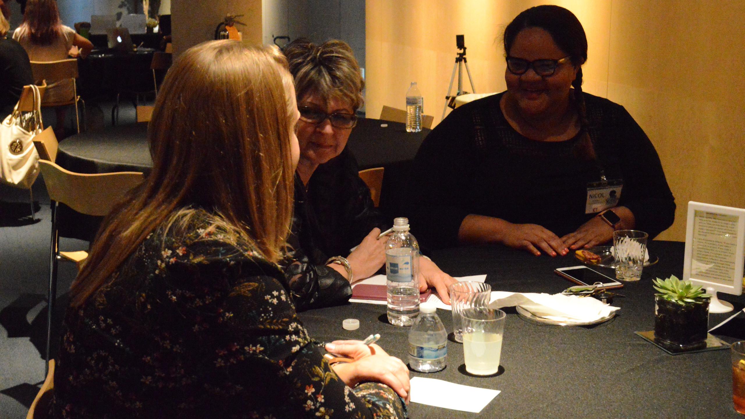 MLTS panelist table