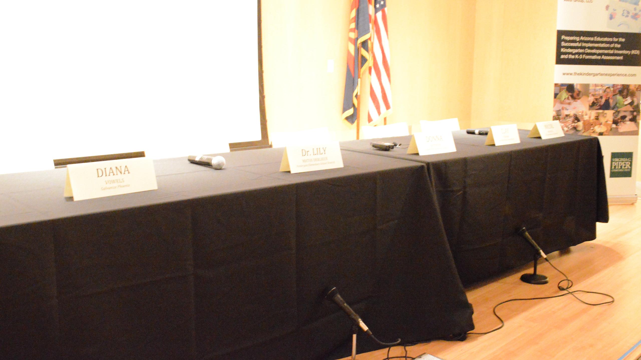 Panel Set-Up