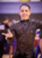 Rabih Mourad, danse sportive, paris