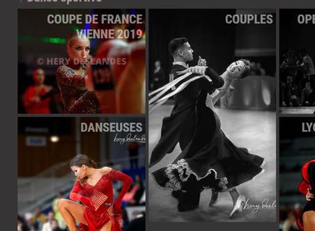 Hery Deslandes : le photographe artistique de la danse sportive !