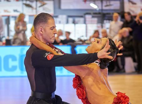 Le championnat de France 10 danses réunit le club du cdsp !