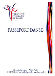 Les passeports danse