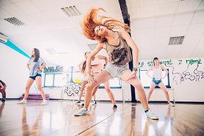 Danse solo, Danse en ligne, zumba, lady styling