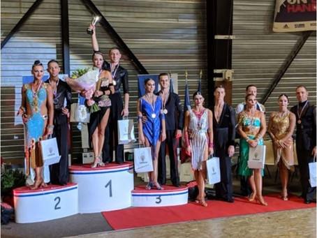 Rabih et Séverine : Vice champions!