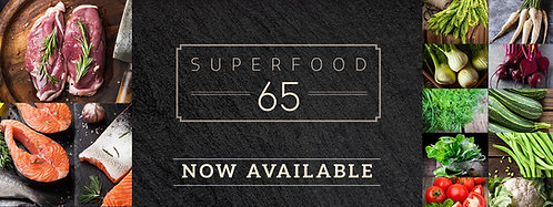 Superfood 65 Salmon Adult Dog