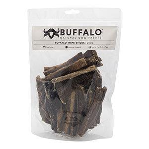 Buffalo Tripe Sticks 500g