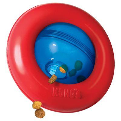 Kong Gyro Interactive Food Toy