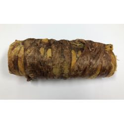 Large Buffalo Wrapped Trachea